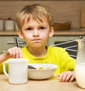Как може детето да започне да се храни здравословно?