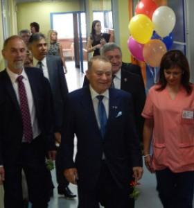 УМБАЛ-Русе с ново педиатрично отделение