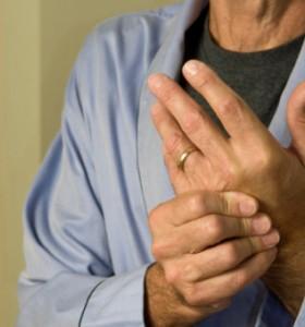 Синдром на кубиталния тунел - компресия на улнарния нерв