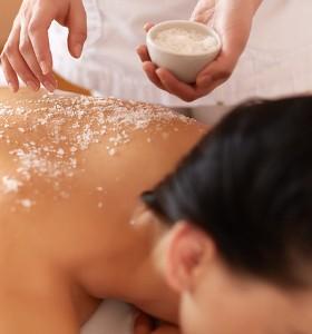 Морска сол за здрава коса, кожа и нокти
