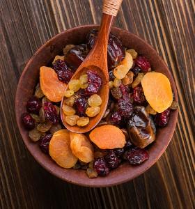 5-те най-полезни сушени плодове