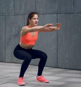 Бърпи – 3 основни фитнес упражнения в 1 (видео)