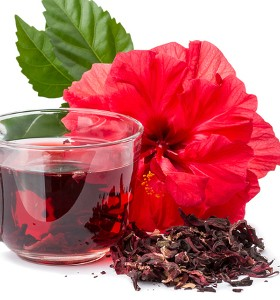 Хибискус (каркаде) – билката, правеща най-красивия чай