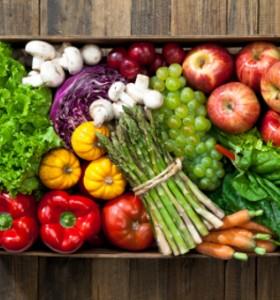 Чигун ни учи да се храним според цветовете и енергията на храните