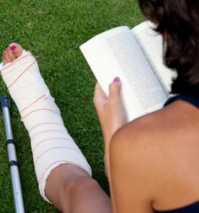 Първа помощ при счупвания на крайници и обездвижване (II част)