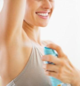 6 трика срещу неприятната миризма под мишниците
