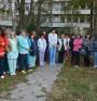 КНСБ подкрепи протеста на общинските болници
