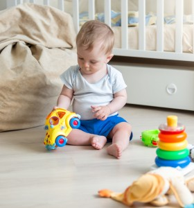 Изненадващо много токсини в детските играчки