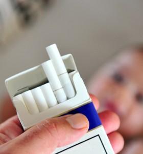 Какви увреждания предават мъжете пушачи на децата си?