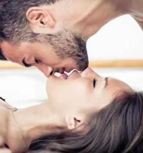 Протеин на целувката помага при сексуални дисфункции