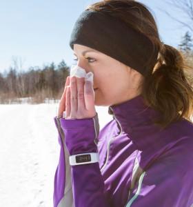 Да тренираме ли докато сме болни от грип?