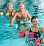 С какво е полезна водната аеробика?