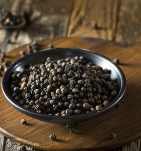 Черен пипер - ефикасен не само при настинка