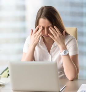 Напрегнати очи – отпуснете ги с няколко упражнения