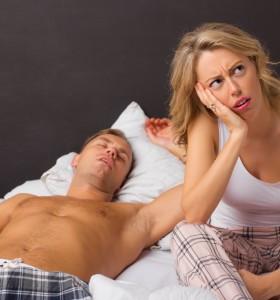 Уморените май наистина не могат да правят секс, а и не бива