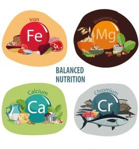 Комбиниране на храни – без калций и желязо в едно меню