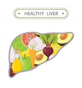 5 полезни храни за черния дроб