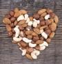 Защо ядките са най-полезната храна за сърцето?