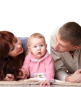 Развитие на сетивата при бебето - зрение