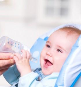Развитие на сетивата при бебето - вкус