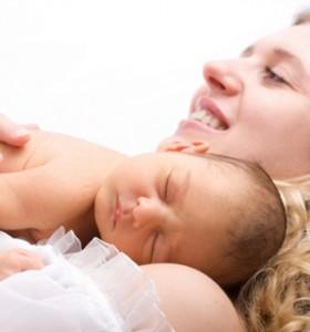 Развитие на сетивата при бебето - слух