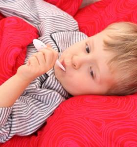 Възпалено гърло в детска възраст - причини и поведение