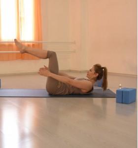 Йога при слаби коремни мускули и болки в кръста