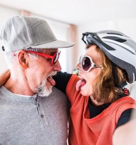 Ако се чувстваме по-млади, забавяме процеса на стареене