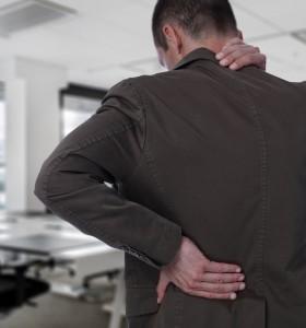 Кинезитерапия при болки в гърба (торакален дял на гръбначния стълб)