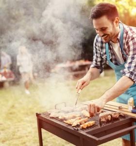 Как да приготвим по-здравословно храната на скара?