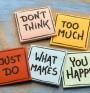 Очакването за напрегнат ден саботира ума