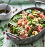Как да не отнемаме от здравословния ефект на салатата?