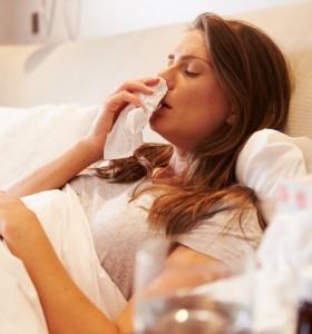 Амфирегулинът помага при възстановяването от грип