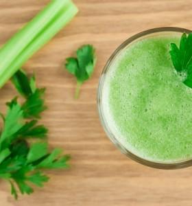 Сок от целина за добро здраве