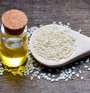 Сусамово масло за подхранване на косата