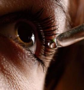 Капки за очи забавят развитието на глаукома