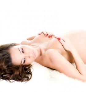 Как се променят гърдите през бременността