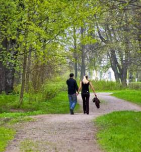 Разходка в парка – ключ към по-добро здраве