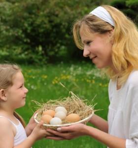 Алергия към яйца при децата (І част)