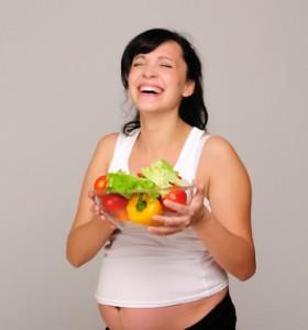 Жените с наднормено тегло могат да отслабват през бременността