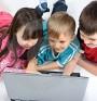 Телевизията и компютърните игри увреждат зрението на децата