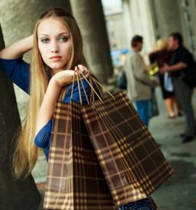 Тежките пазарски чанти повишават стреса