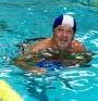 Плуването намалява кръвното налягане