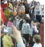 """Децата и екипът на болница """"Щерев"""" отбелязаха заедно Благовещение"""