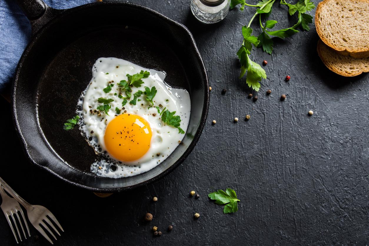 Проучване, проведено в Китай, показва, че яйцата спокойно може да