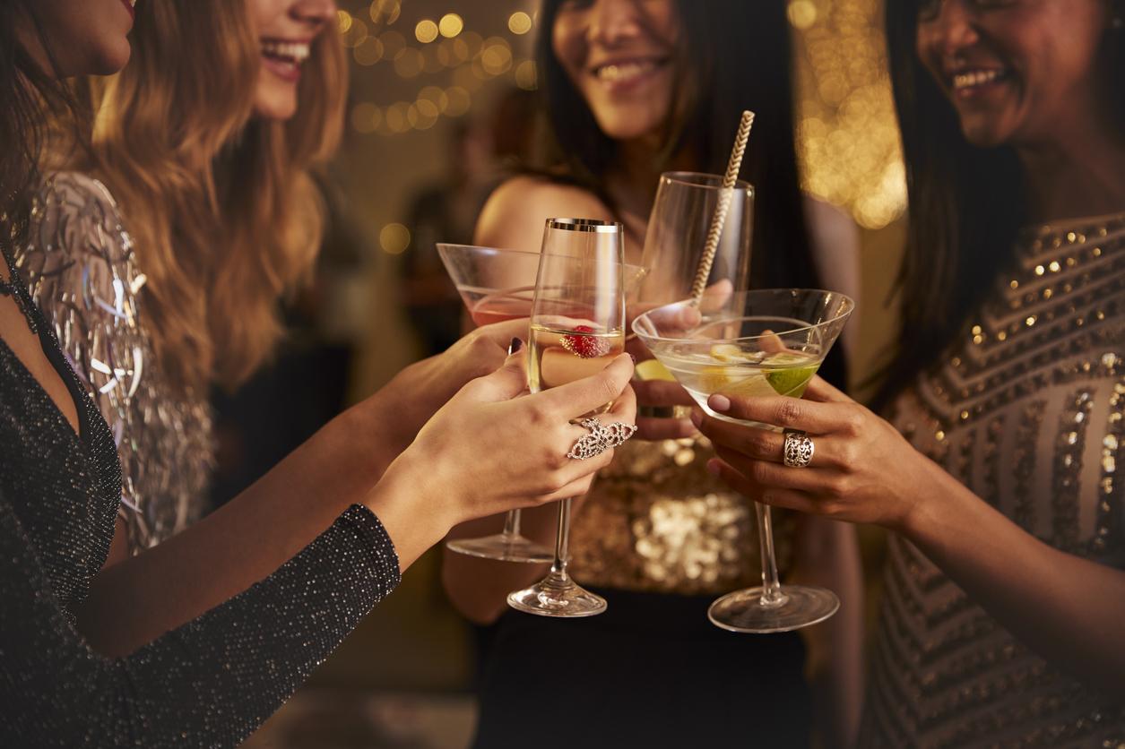 Снимка: Оптималното количество алкохол, след което той вреди