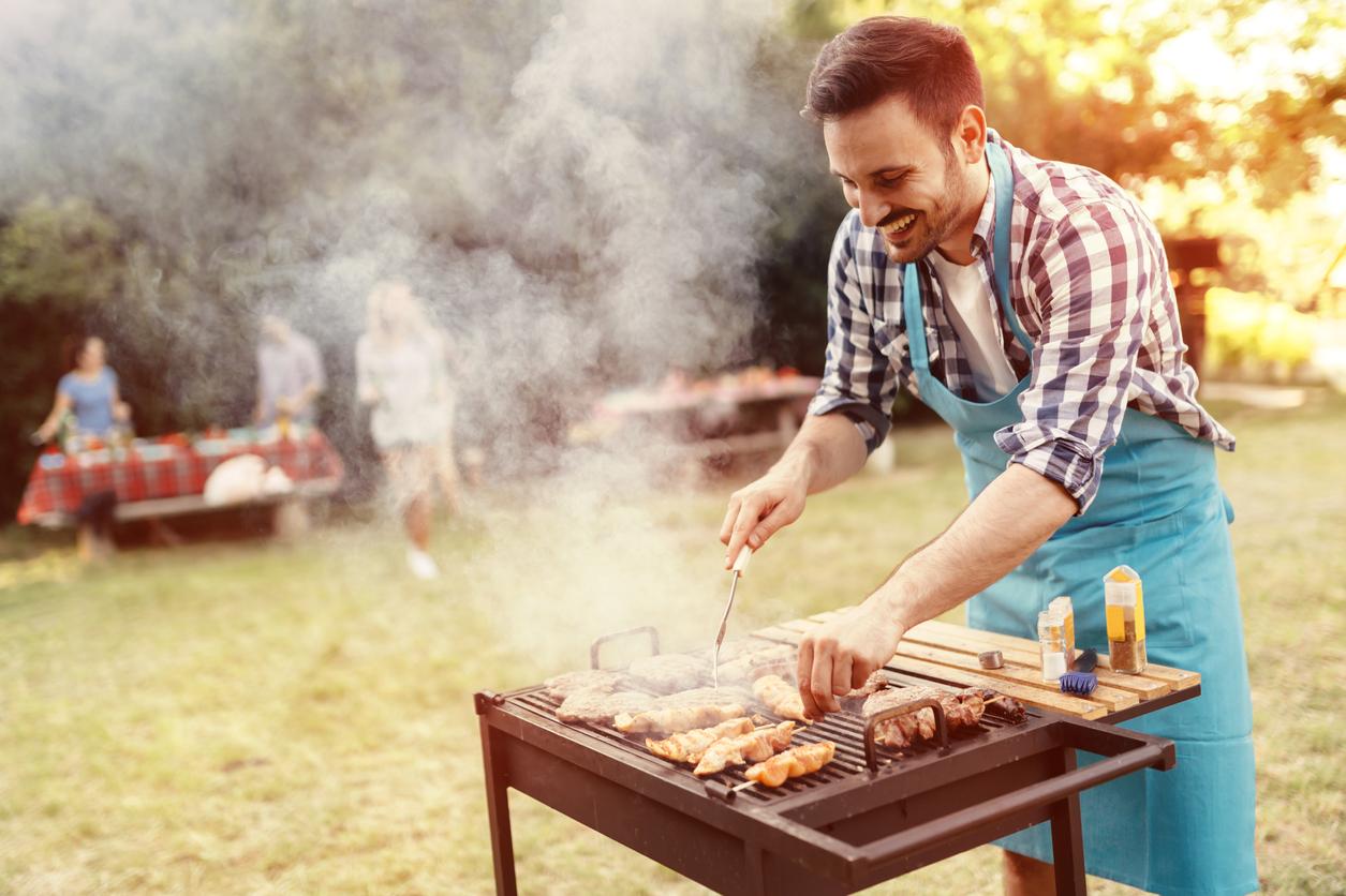 Снимка: Как да приготвим по-здравословно храната на скара?