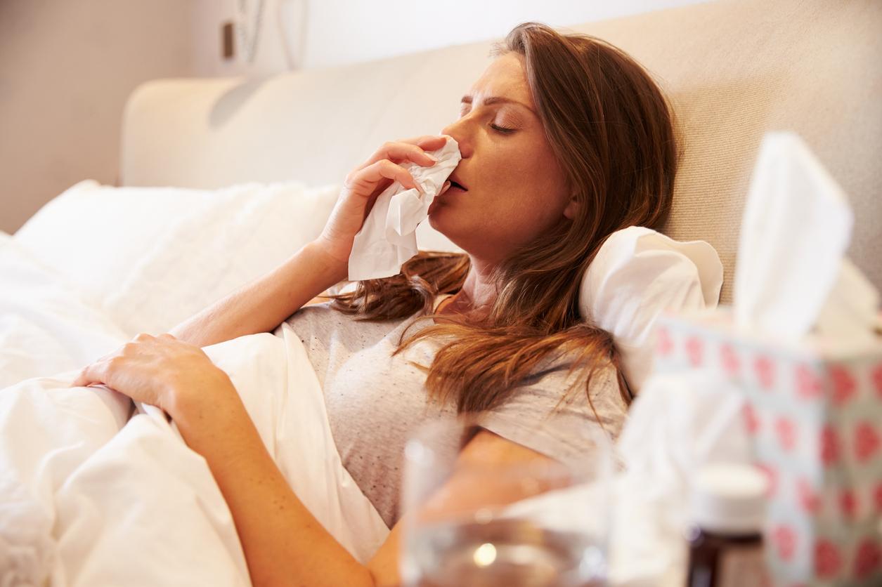 Снимка: Ролята на амфирегулина при по-ефективното възстановяване от грип