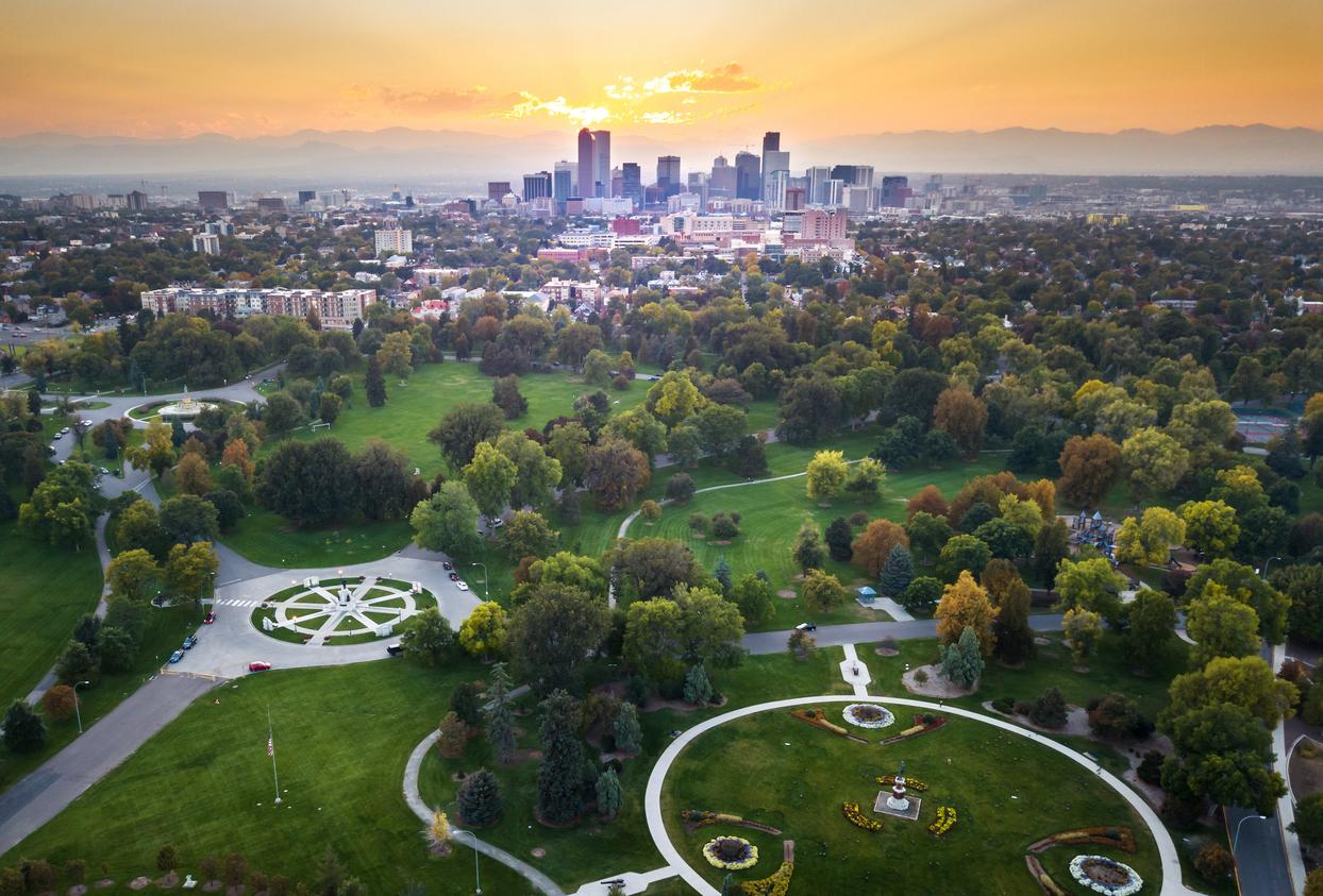 Снимка: Зелените пространства в града и човешкото здраве
