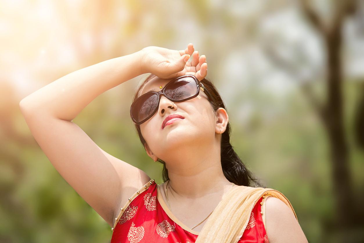 Високите температури и високата влажност на въздуха могат да влошат